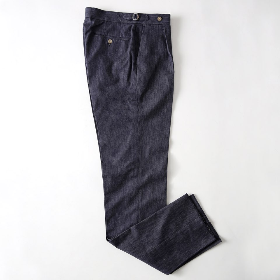[테스토리아] TESTORIA PB PANTS - DENIM