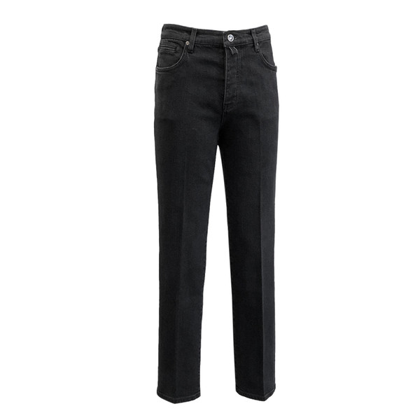 SORTIE - 926 Tailored Denim Jeans (Charcoal)