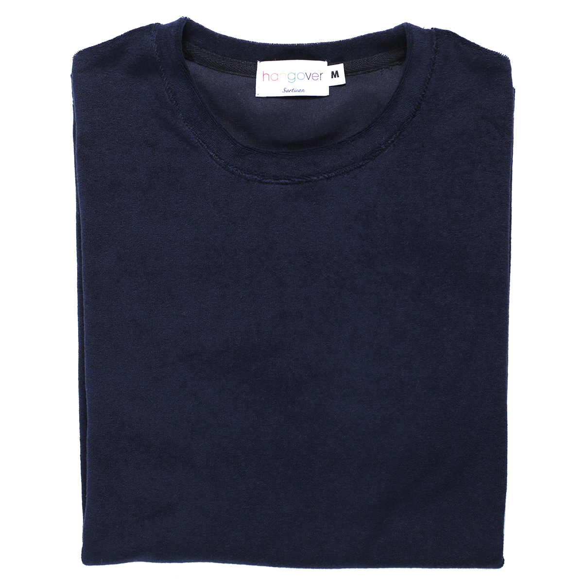 [행오버] TERRY T-SHIRTS_NAVY