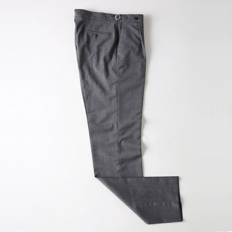 [테스토리아] TESTORIA PB PANTS - MID-GREY
