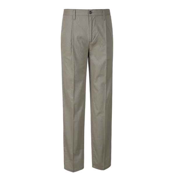 솔티 - M05 Vandelden Cotton Trousers (Beige)