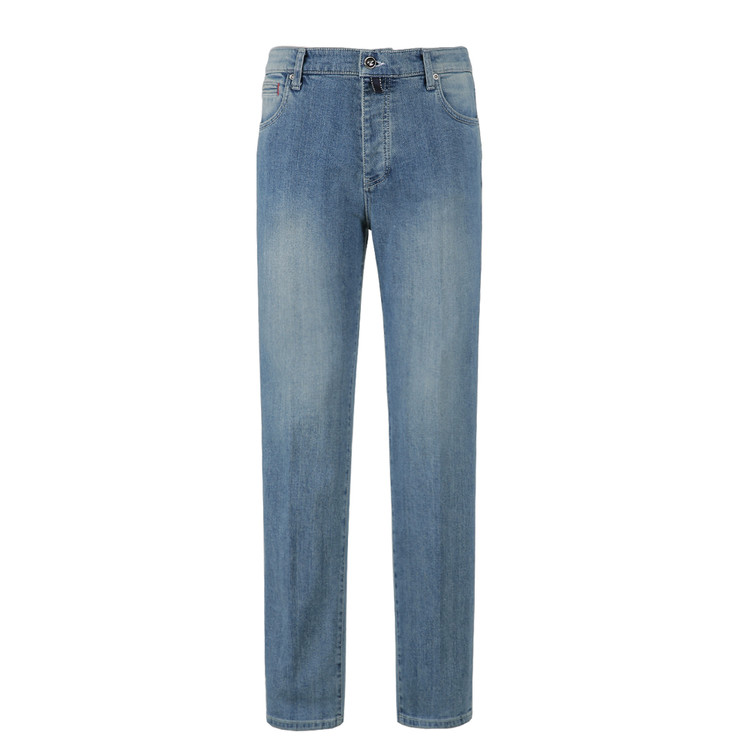 [솔티] 001 Tailored Denim Jeans (Sky blue)